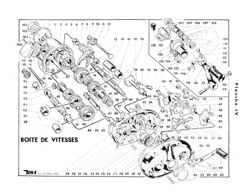 bsa c11 transmission diagram example electrical wiring diagram u2022 rh tushtoys com Suzuki ATV Wiring Diagrams Suzuki ATV Wiring Diagrams