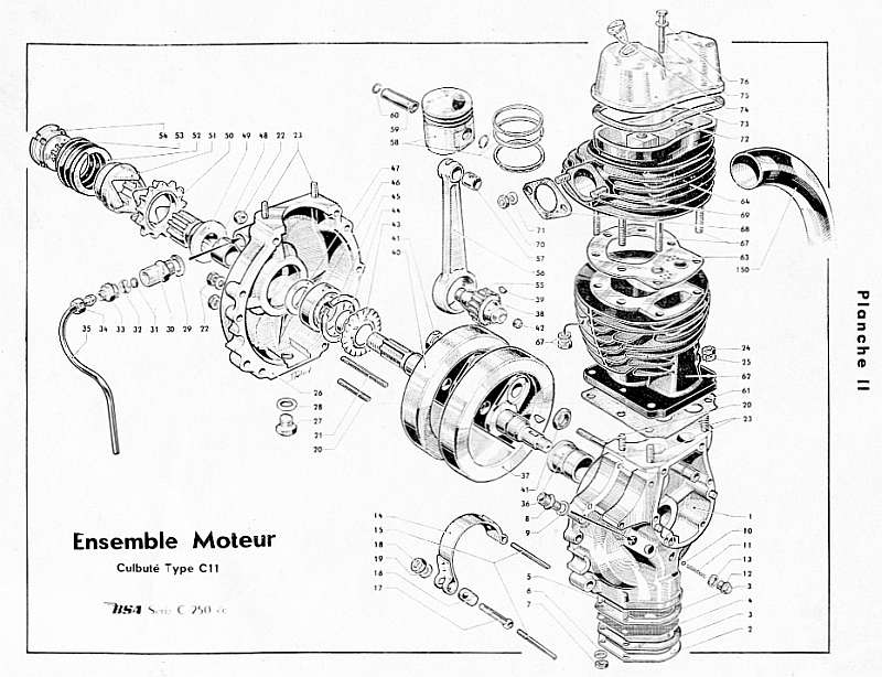 b40 bsa wiring diagram bsa repair diagram wiring diagram